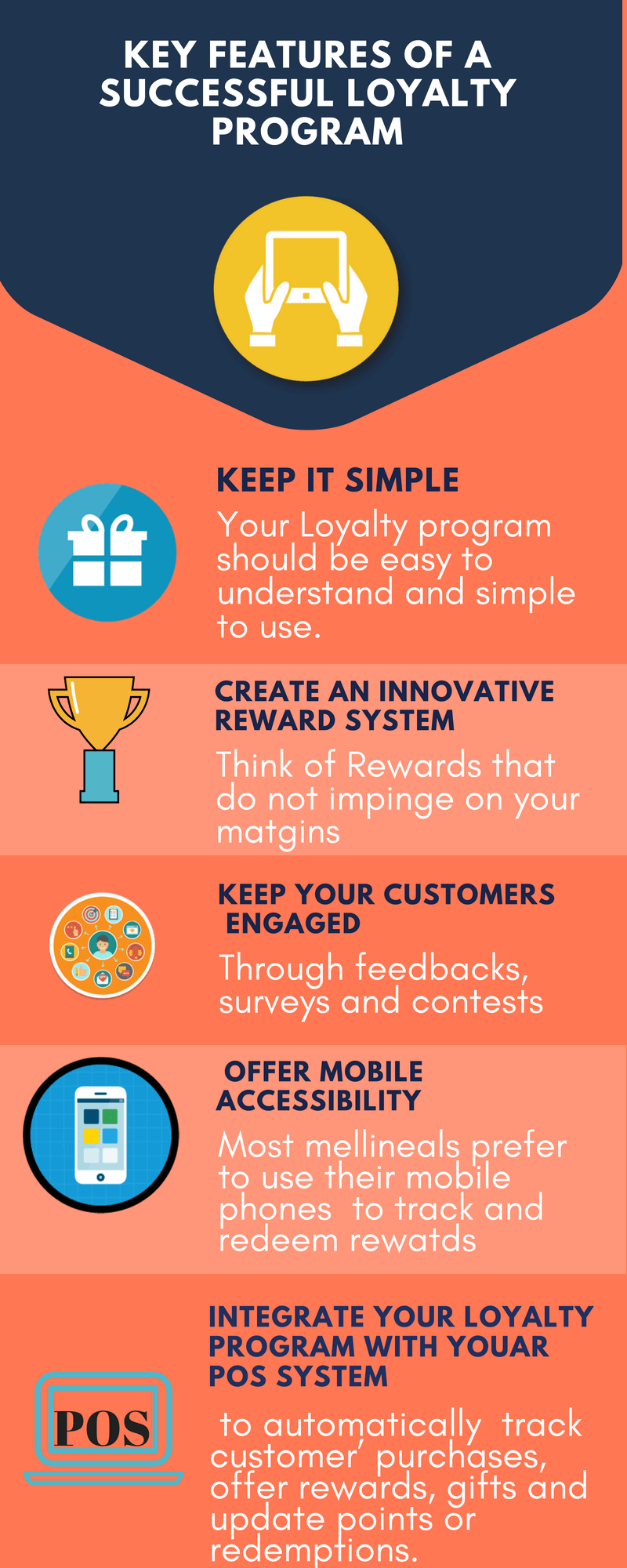 Features of a Successful Customer Loyalty Program