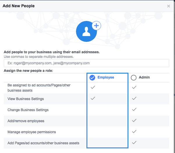 Adding Team Members and Assigning Roles on Facebook Business Manager