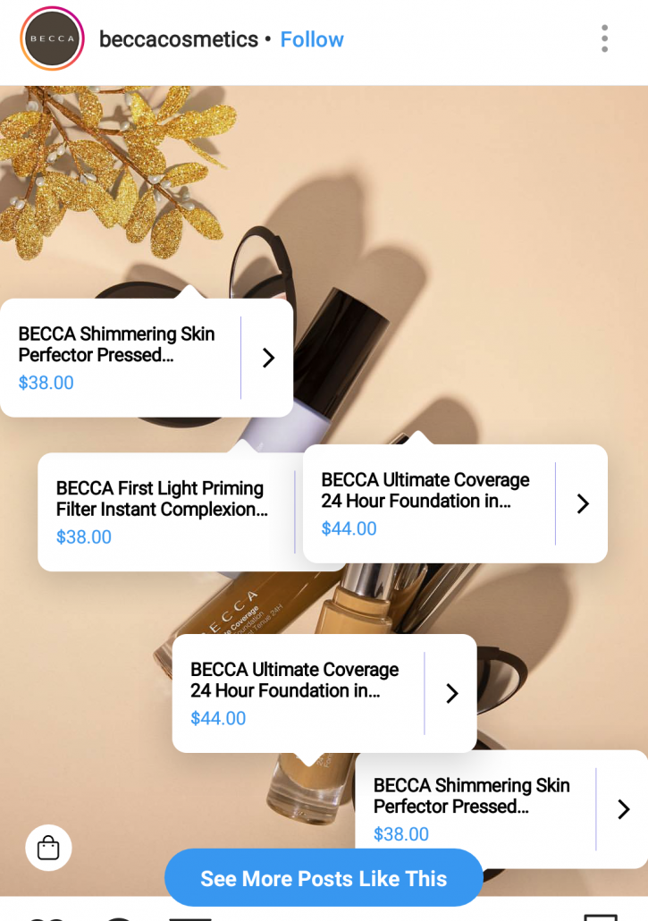 Tagging Products with Instagram Shoppable Posts-Shoppable posts on Instagram