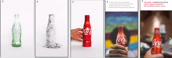 Canvas Stories ads- advertising on Instagram