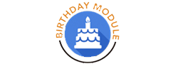 Birthday Module For Restaurants- Logo