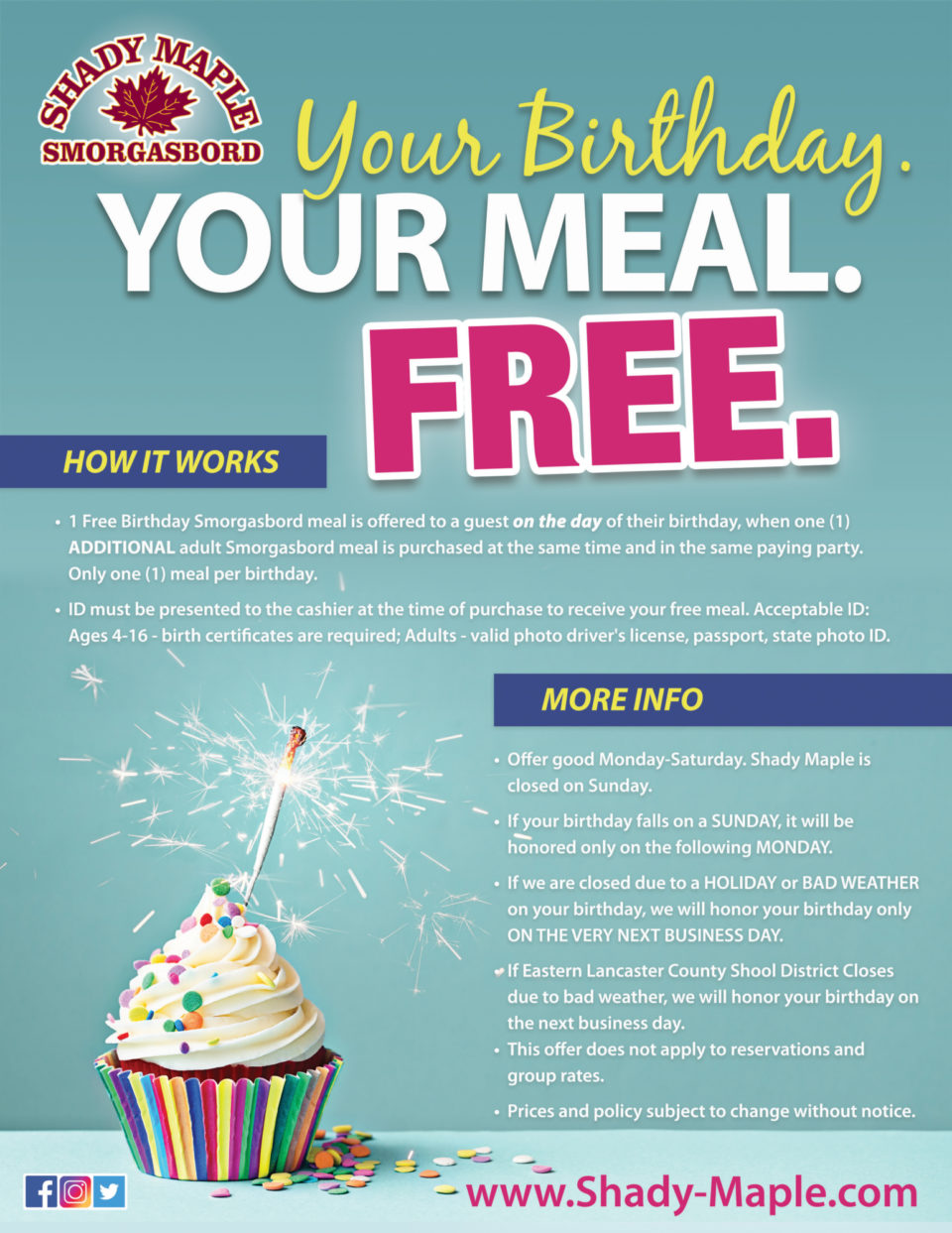 Birthday Emails to Boost Customer Engagement for your Restaurant