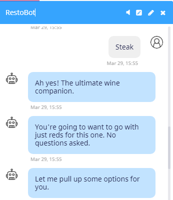 Chatbot Marketing to Boost Customer Engagement for your Restaurant.