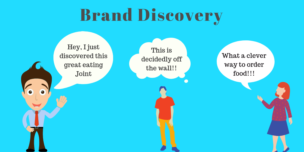 Brand Discovery- ways to Use Your Restaurant's Chatbot