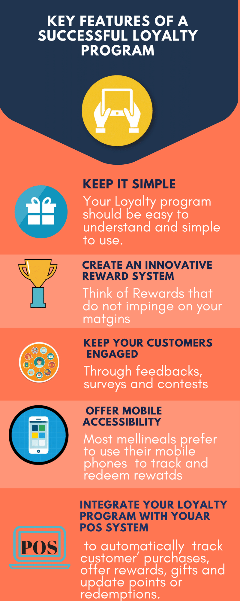 Key Features of a successful Loyalty Program