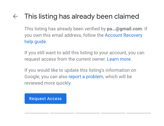 Claiming Your Listing: Optimize Google My Business Listing for your Restaurant