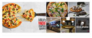 Example GMB posts- Optimize Google My Business Listing for your Restaurant