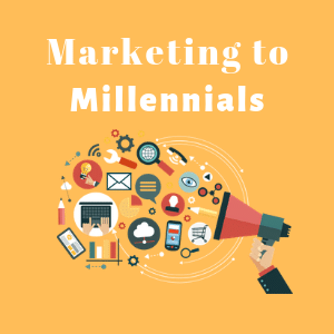 Marketing to Millennials-Infographic
