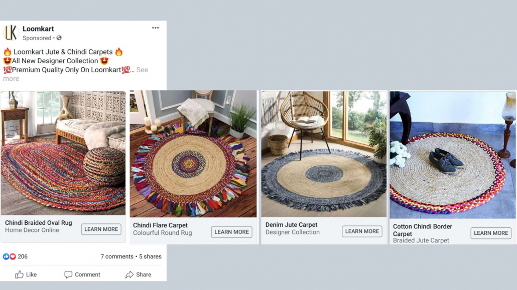 Carousel Ads   : A Beginner's Guide to Advertising on Facebook