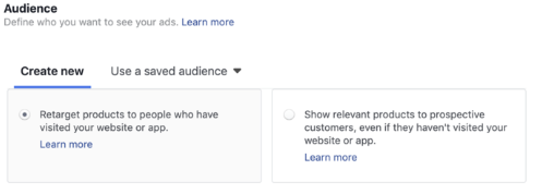 Audience Selection: Setting Up Dynamic Ads On Facebook