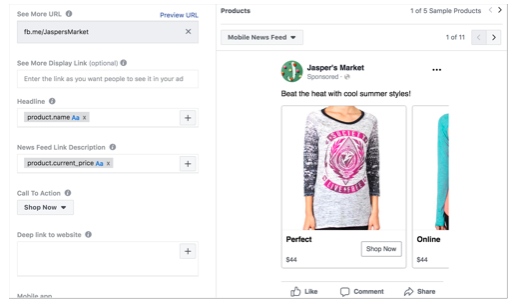 Ad Creative: Setting Up Dynamic Ads On Facebook