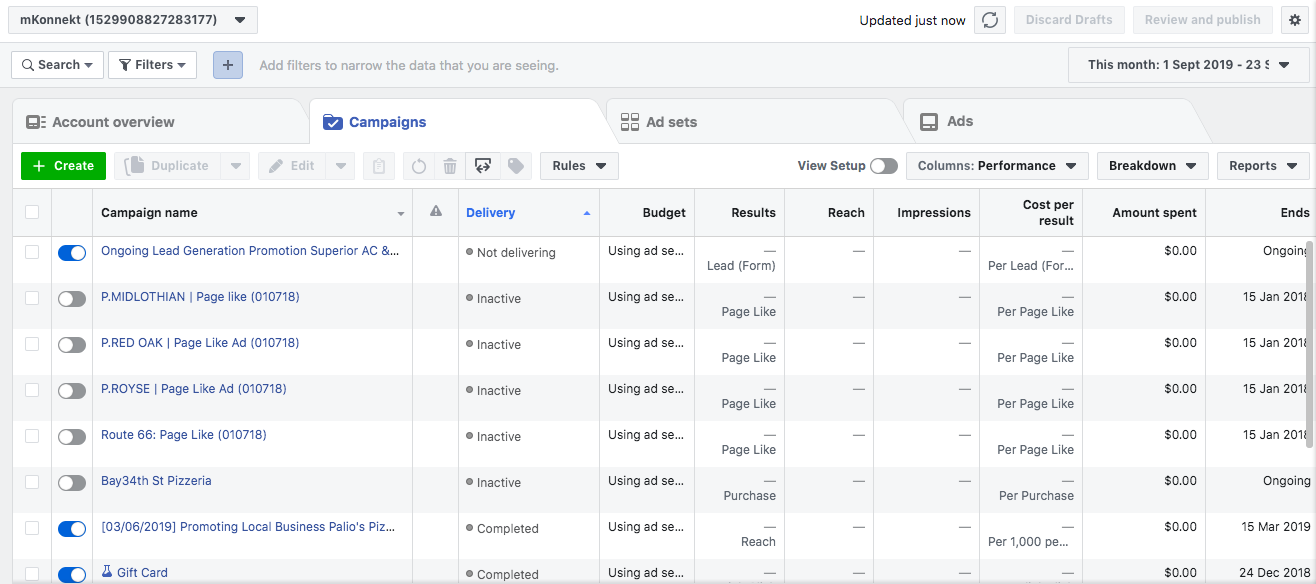 Facebook ad manager;A Beginner's Guide to Advertising on Facebook