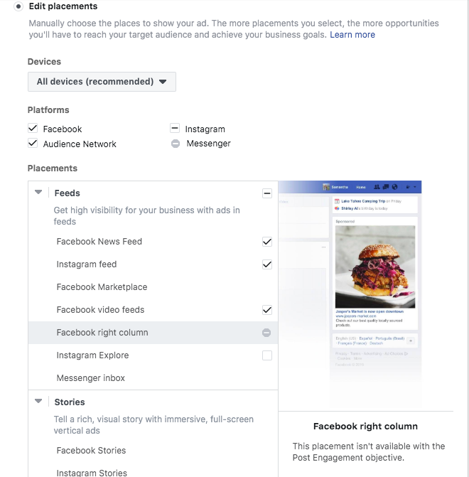Ad Placement; A Beginner's Guide to Advertising on Facebook