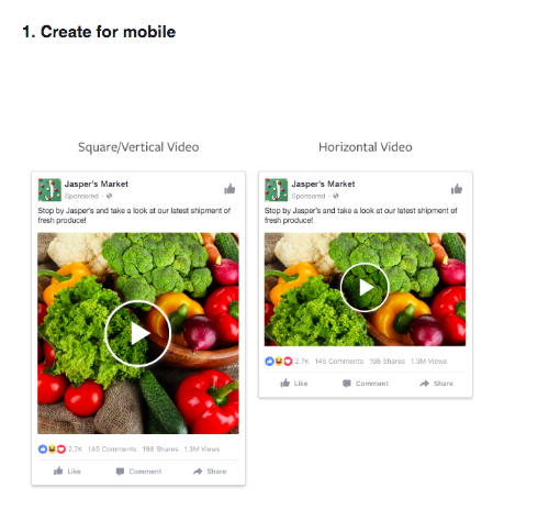Video Ads Specs : A Beginner's Guide to Advertising on Facebook