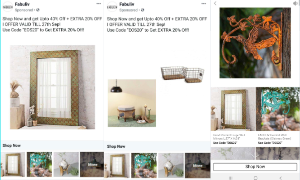 Collection Ads  : A Beginner's Guide to Advertising on Facebook
