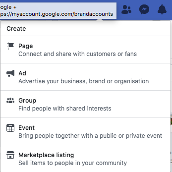 Create Facebook Groups