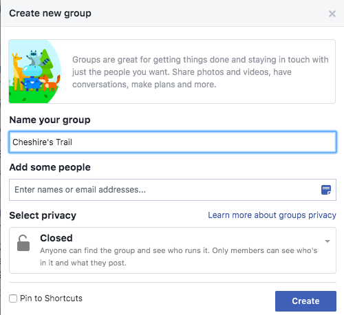 Facebook Groups Name