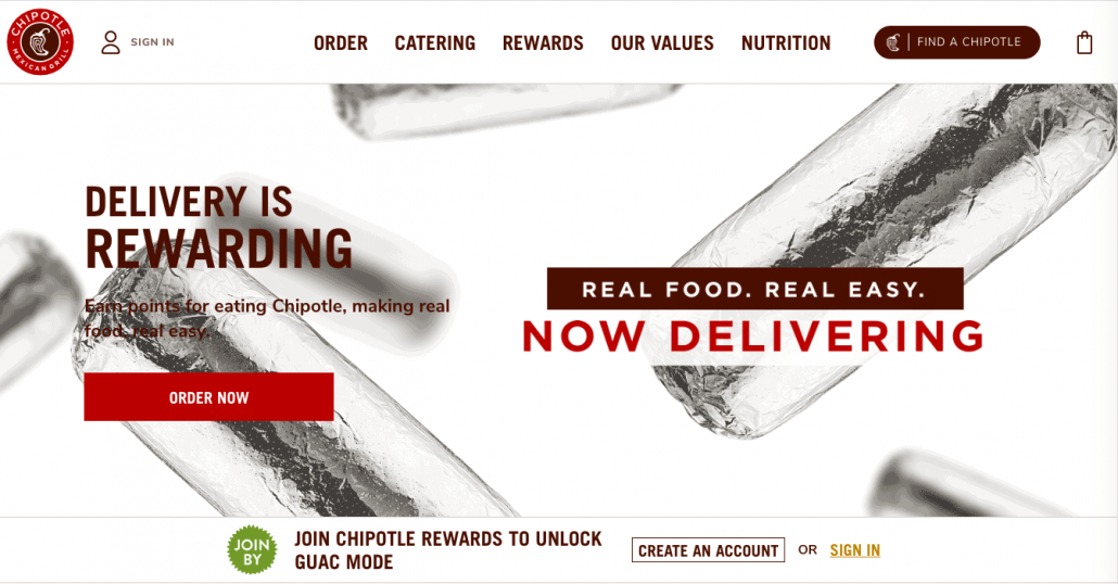 Chipotle offering delivery: Offer delivery for increasing Your Restaurant's Online Orders