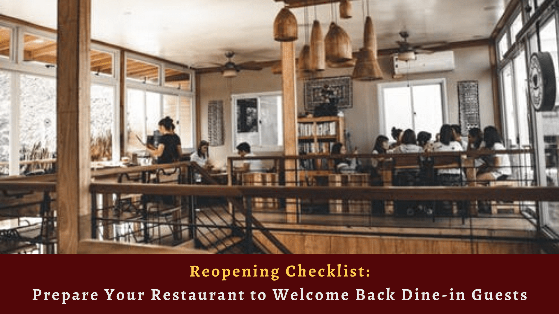 COVID-19 Information and Resources for Restaurants