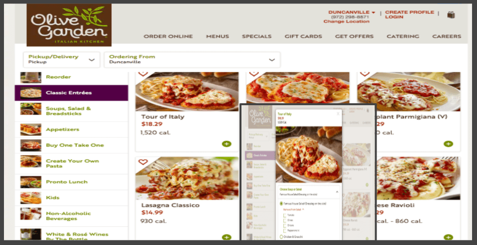 Optimize your Restaurant's Website