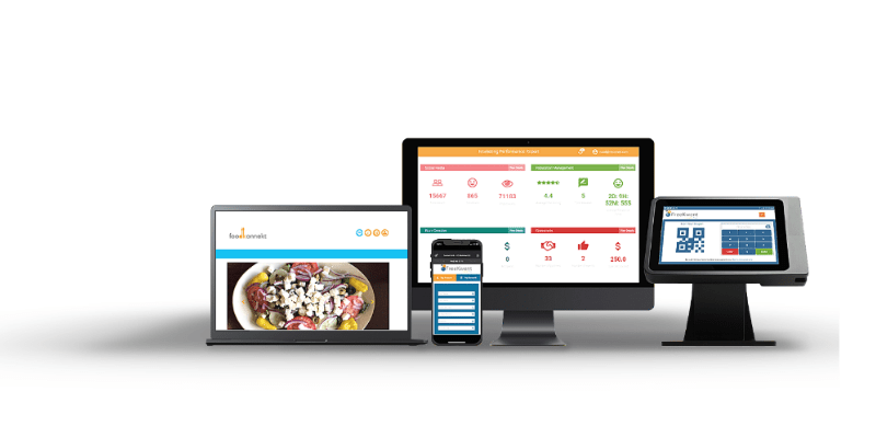 mKonnekt- End-to End- Restaurant marketing and technology solutions