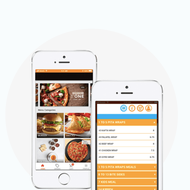 Foodkonnekt Online ordering solution for restaurants