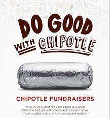 Increase Your Restaurant Revenues With Online Fundraisers: Chipotle